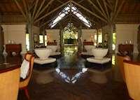 Reception, Prince Maurice, Mauritius