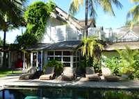 Main Pool, 20 Degrees South, Mauritius