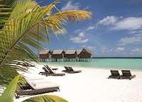 Beach, Constance Moofushi, Maldive Island