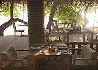 Manta Restaurant, Constance Moofushi, Maldive Island