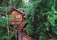 Jungle Luxe Sarang, Japamala, Tioman Island