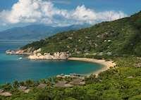Aerial View, Six Senses Ninh Van Bay, Nha Trang