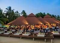 Beach bar, Kurumba, Maldive Island
