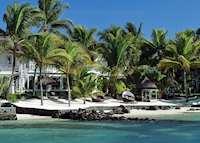 Beach, 20 Degrees South, Mauritius