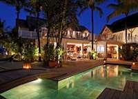 Pool, 20 Degrees South, Mauritius