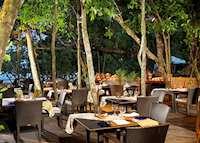 Tepian Laut Restaurant, The Andaman, Langkawi