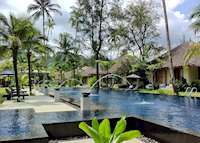 Pool, Bangsak Village, Khao Lak