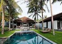 One Bedroom Pool Villa, Four Seasons Resort The Nam Hai,Hoi An