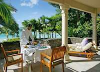 Colonial Oceanfront Suite, The Residence, Mauritius