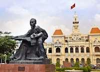 Ho Chi Minh City Hall, Saigon