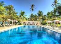Pool, Baraza, Zanzibar Island