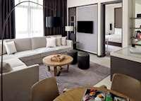 Junior Suite, Vida Downtown Hotel, Dubai
