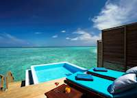 Water Bungalow with Pool, Velassaru Island, Maldive Island