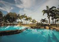 Pool, Shangri-La's Rasa Ria Resort, Kota Kinabalu