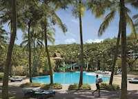 Garden Wing Pool, Shangri-La's Rasa Ria Resort, Kota Kinabalu