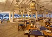 Sunset Restaurant, Palm Island Resort & Spa, Palm Island