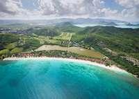 Ariel View, Galley Bay Resort & Spa, Antigua