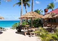 Barefoot Grill, Galley Bay Resort & Spa, Antigua