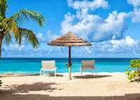 Beach, Galley Bay Resort & Spa, Antigua