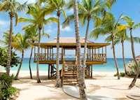 Yoga Pavillion, Galley Bay Resort & Spa, Antigua