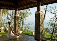 Yoga at Spa Village Resort