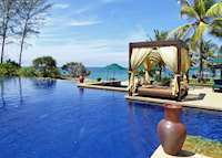 Pool at Tanjong Jara Resort , Kuala Dungun