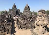 Prambanan - Sewu Temple