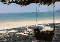 The Andaman Langkawi beach