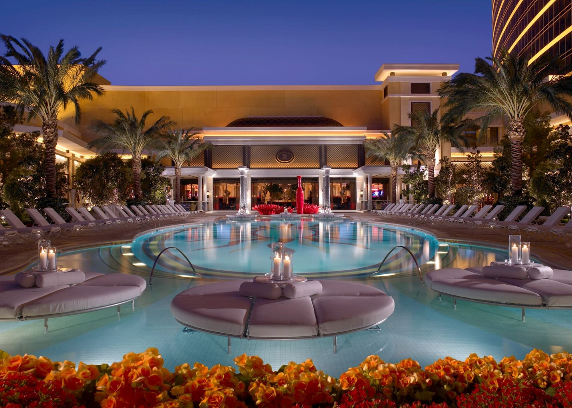 Wynn Las Vegas Address