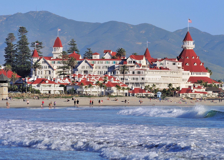 Hotel Del Coronado Hotels In San