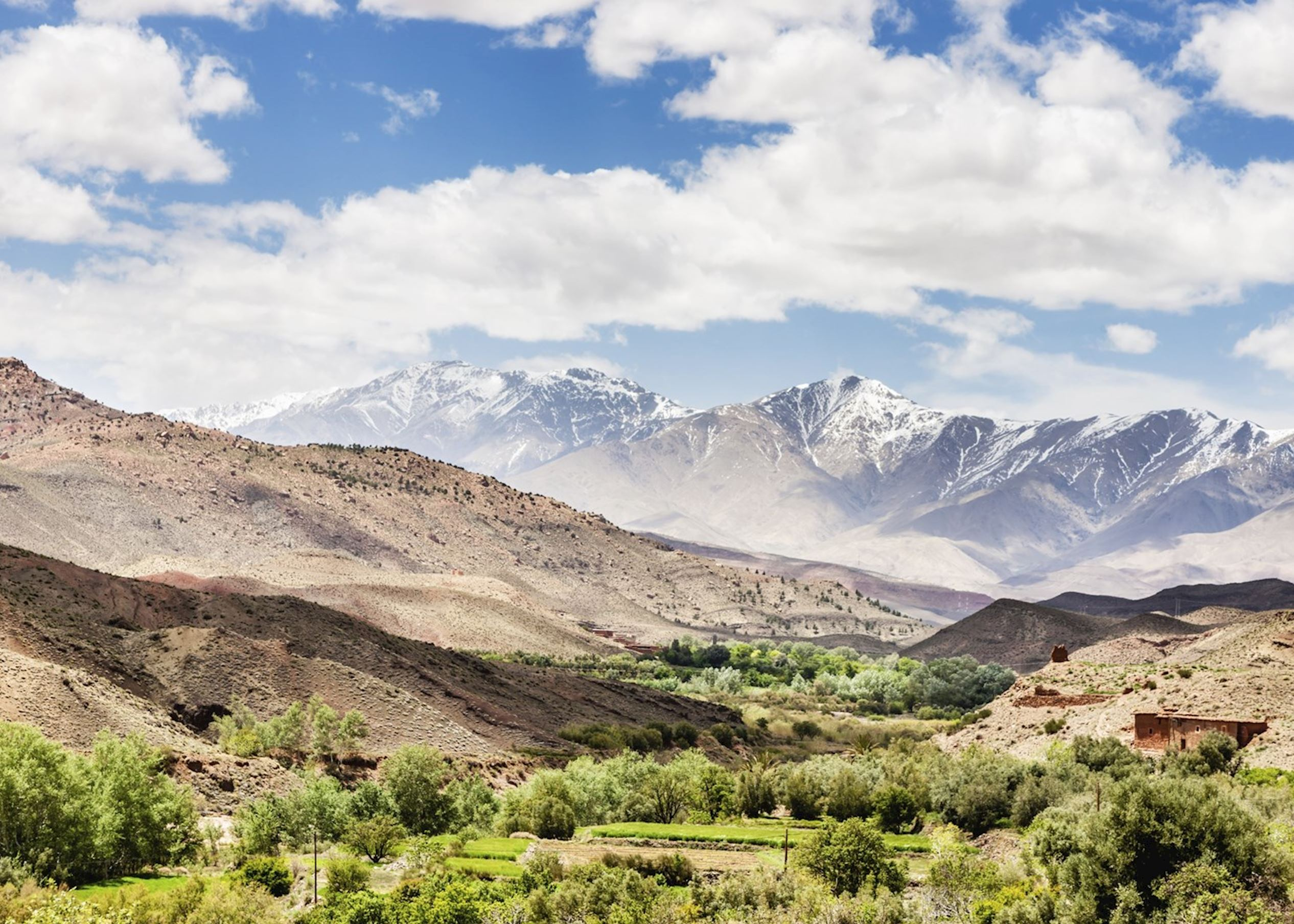 Picture of: Visit The Atlas Mountains In Morocco Audley Travel