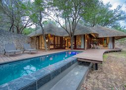 Dulini Leadwood Lodge, The Sabi Sand Wildtuin