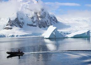 Antarctica, Antarctica, Zodiac