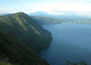 Lake Masshuko, Akan-ko National Park