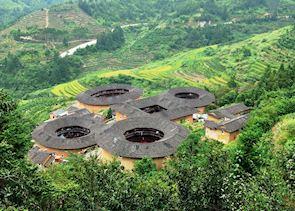 Fujian Tulou houses