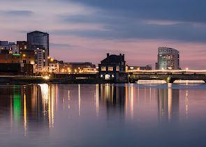 Limerick skyline