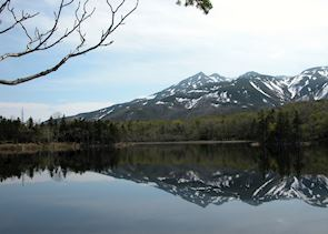 Five lakes, Shiretoko National Park
