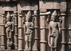 Temple carvings, Guwahati.