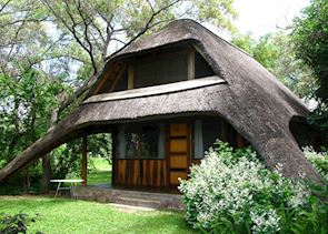 Nkwazi Lodge, Rundu