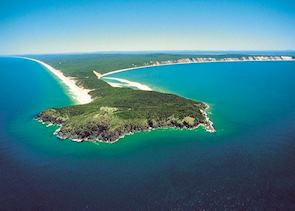 Rainbow Beach, The Sunshine Coast, Queensland