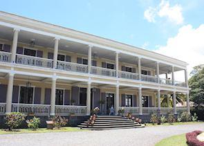 Chateau Labourdonnais, Mauritius