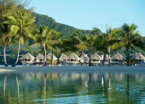 Bora Bora bungalows