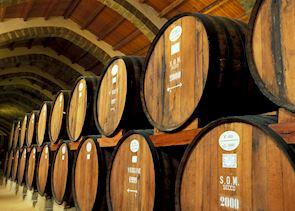 Wine cellar, Marsala