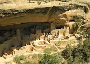 Mesa Verde National Park, USA