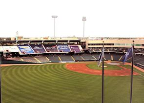 Oklahoma City Dodgers baseball stadium