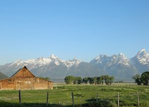 Jackson - Grand Teton National Park, USA