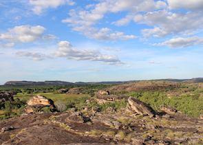 View from Ubirr, Kakadu National Park