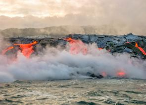 Kilauea Volcano - Hawaii (Big Island)
