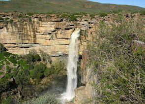 Nieuwoudtville Waterfall, Cederberg