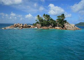 St Pierre Island, Praslin